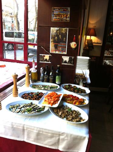 Restaurant Italien Rue Saint Jacques